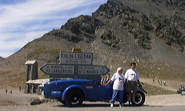 Bugatti van de familie Paul